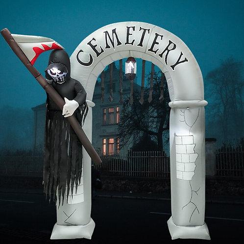 240cm Halloween Outdoor Decoration Arch