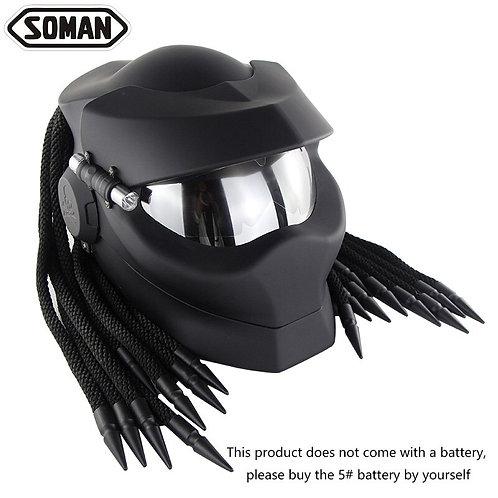 Predator Helmet Cosplay