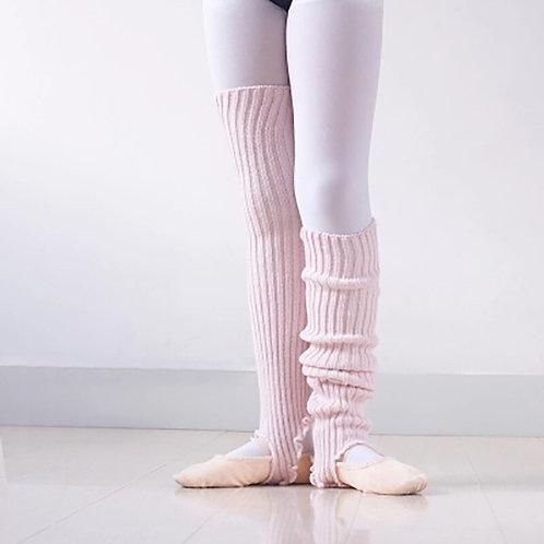 Soft Knitted Ballet Dance Leg Warmers