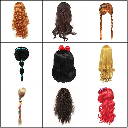 Youth Movie Princess Cosplay Wigs