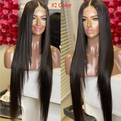 """18""""-26"""" Long Straight Synthetic Lace Front Wig"""