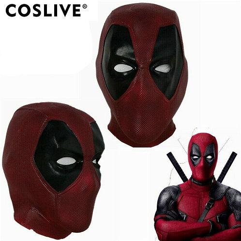 """Deadpool"" Latex Full Head Cosplay Mask"