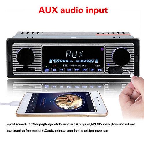 New 12V in Dash Bluetooth Hand-Free Radio
