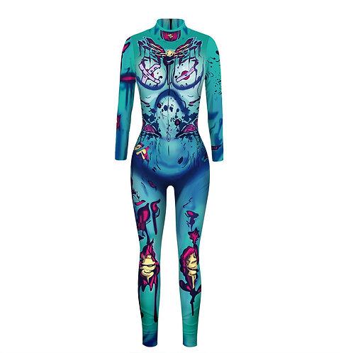 Full Length Zombie Jumpsuit