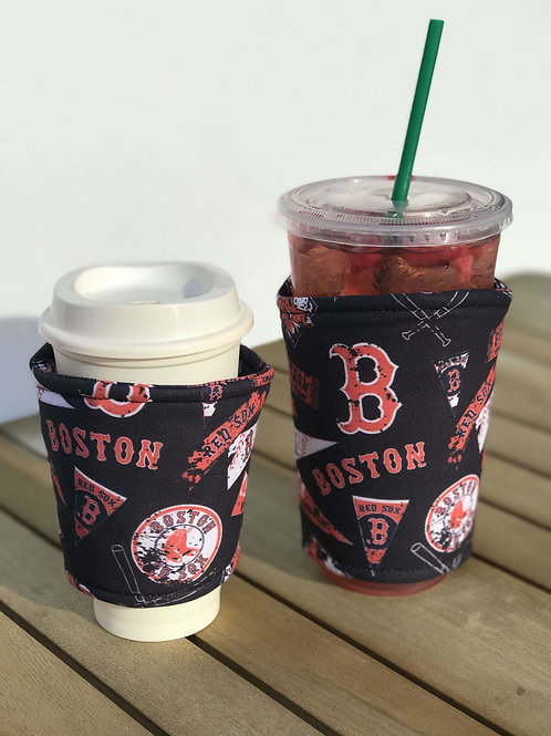 Boston Baseball Coffee Sleeve