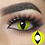 Thumbnail: 1 Pair Novelty Cat Eye Contact Lenses