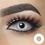 Thumbnail: 1Pair NARUTO Contact Lens