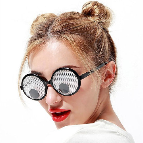 Googly Eyes Novelty Glasses