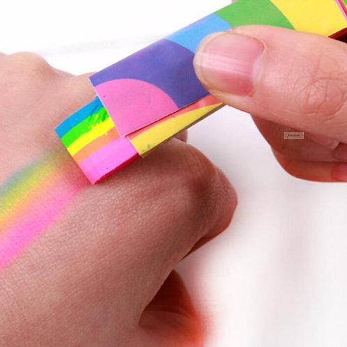 Rainbow Body/Face Paint Stick