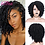 Thumbnail: HANNE Short Twisted Synthetic Wig