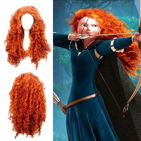 """Brave"" Princess Merida Cosplay Wig"