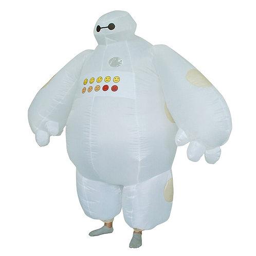 """Big Hero 6"" Baymax Inflatable Costume"