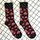Thumbnail: Halloween Novelty Knee-High Socks