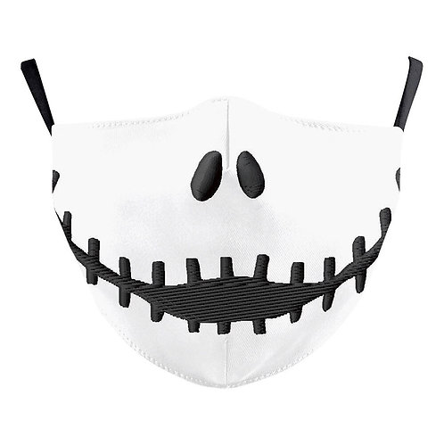 """The Nightmare Before Christmas"" Jack Skellington Novelty Costume Mask"
