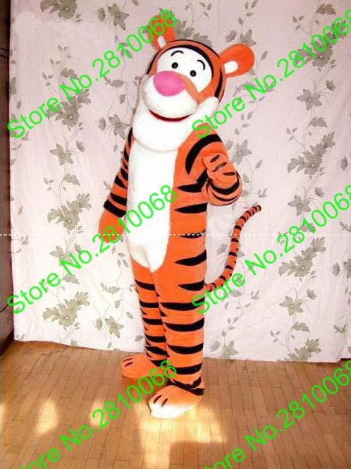 Tigger Mascot Costume