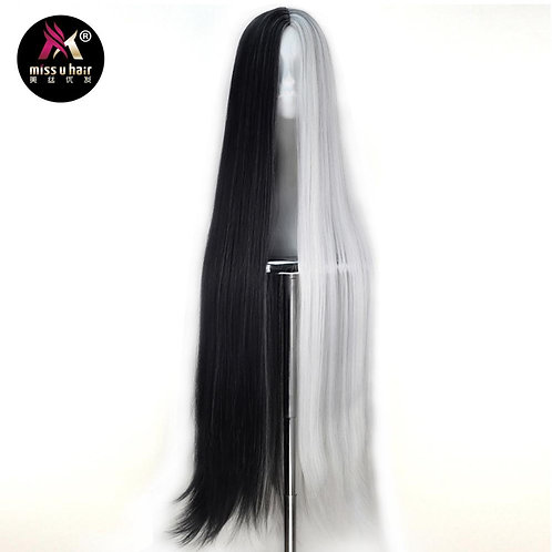 """42"""" Extra Long Straight Cosplay Costume Wig - 8 Colors"""
