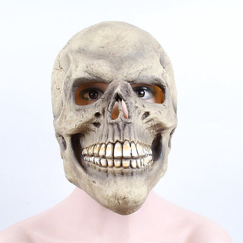 Skull Latex Masquerade Mask
