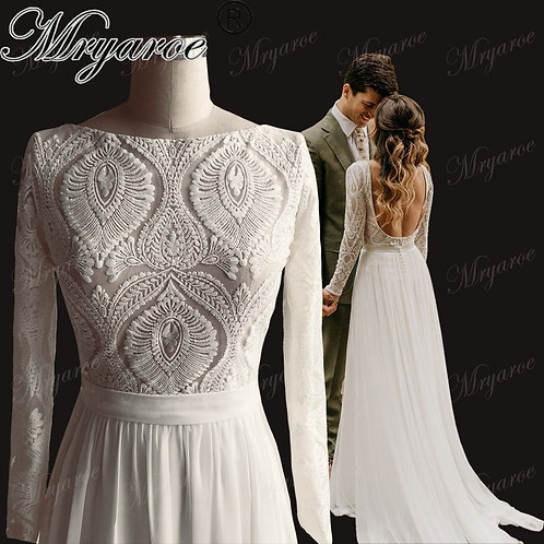 Maxine Wedding Dress