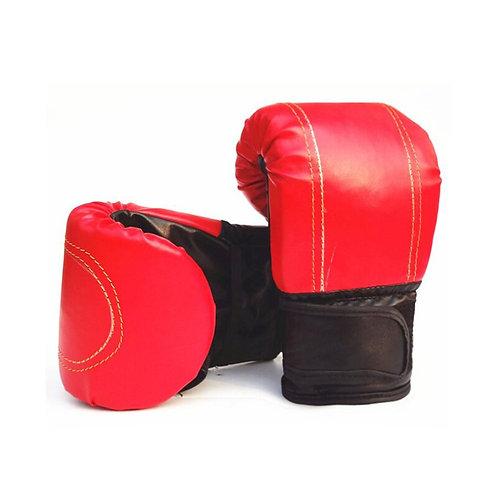 Adult PU Boxing Training Gloves