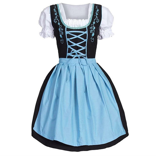 Adult Oktoberfest Costume Dirndl Dress