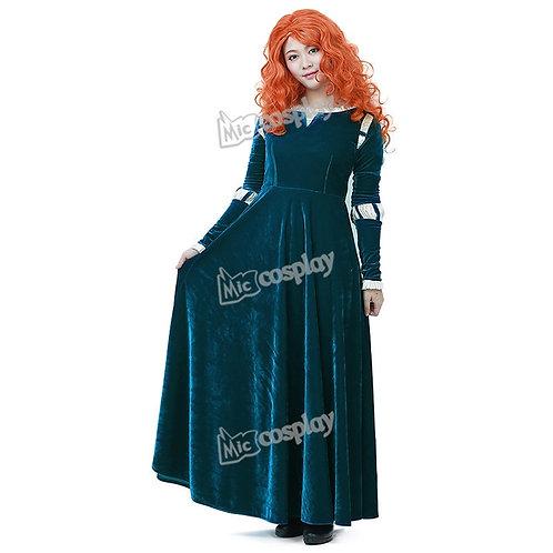 """""""Brave"""" Merida Deluxe Cosplay Costume"""