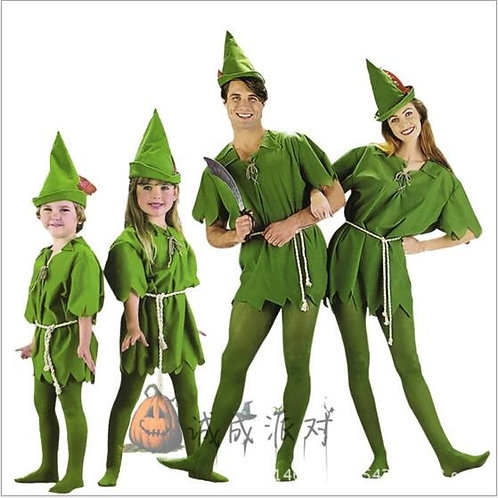 Youth & Adult Classic Peter Pan Costumes