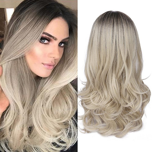 FAVE Mixed Shades Body Wave Synthetic Wig