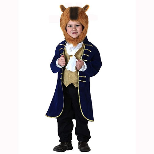 """""""Beauty & the Beast"""" Youth Cosplay Costume"""