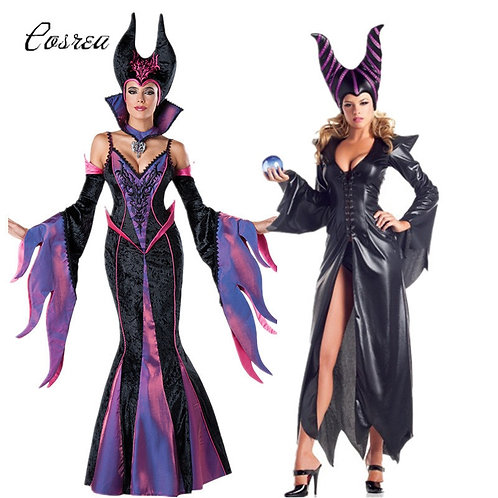 Maleficent Movie Cosplay Costumes