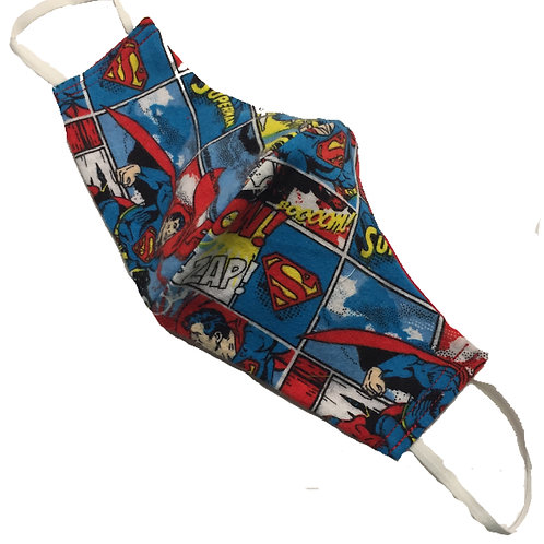 Superman Mask - Reversible
