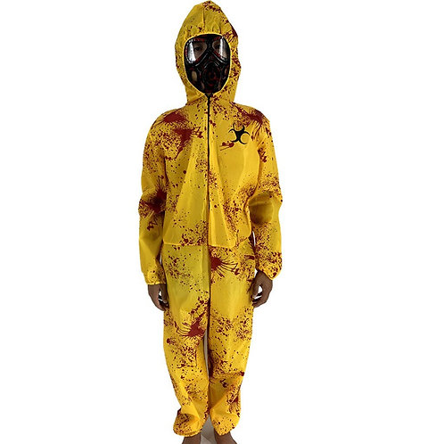 Contagion Full Body Cosplay Suit