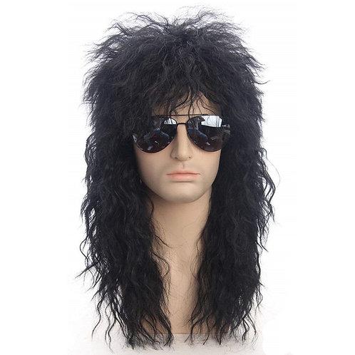 Long Wavy Punk Rocker Wig