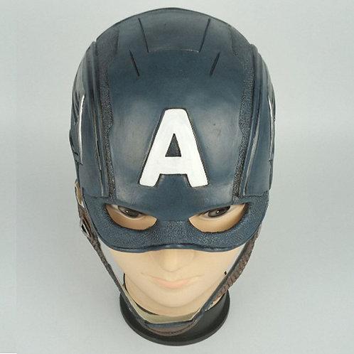 Captain America Cosplay Mask Helmet