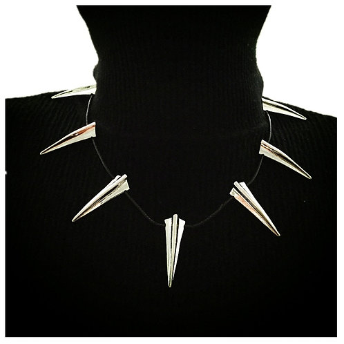 """""""Black Panther"""" T'Challa Cosplay Necklace"""