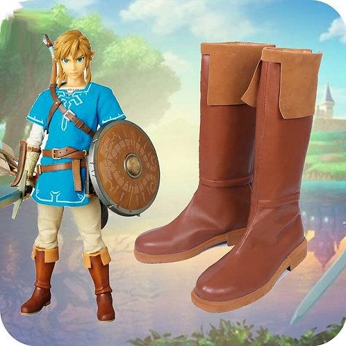 """""""Legend of Zelda: Breath of the Wild"""" Cosplay Boots"""