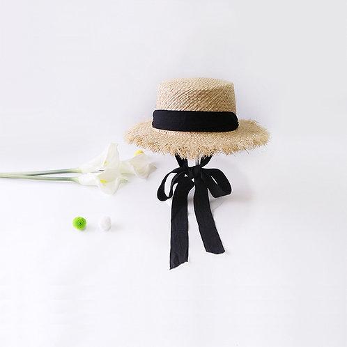 Handmade Raffia Sun Hat