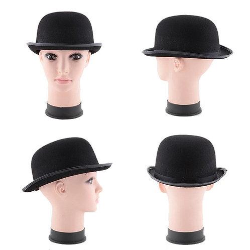 Bargain Felt Charlie Chaplin Derby Hat