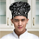 Thumbnail: Classic Style Adjustable Chef Hat