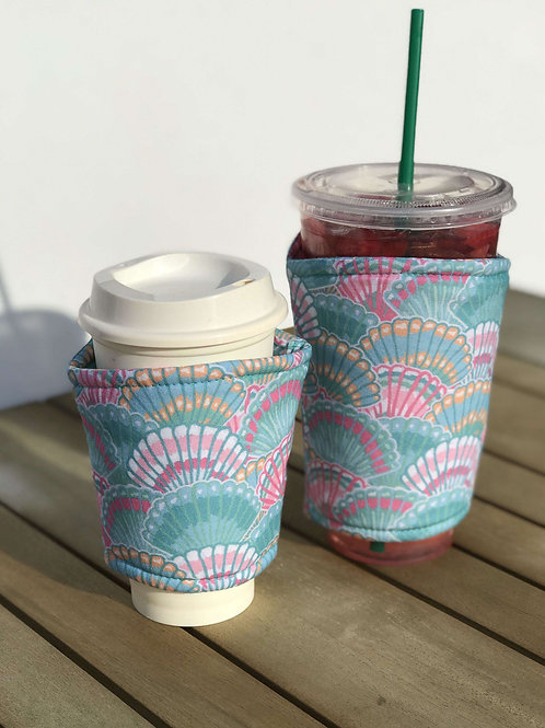 Shell Coffee Sleeve