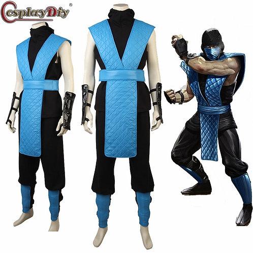 """Mortal Kombat X"" Sub-Zero Cosplay Costume"