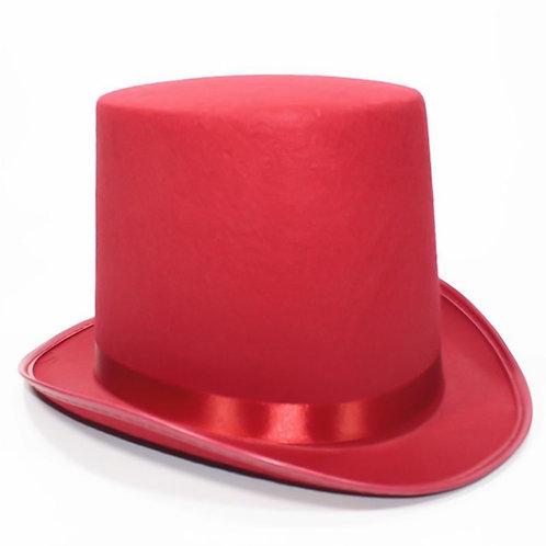 Bargain Felt Top Hat - 2 Colors
