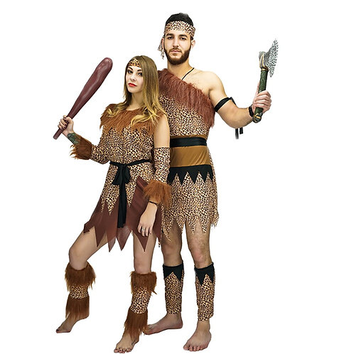 Caveman Cosplay