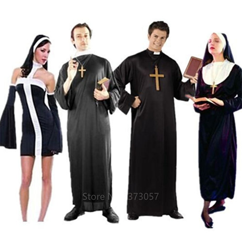 Religious Novelty Cosplay Costumes