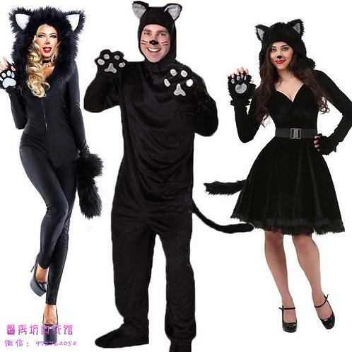Adult Black Cat Costumes