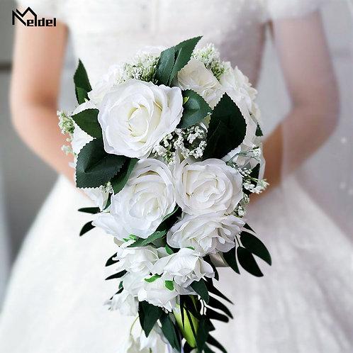 Meldel Bride Waterfall Wedding Bouquet