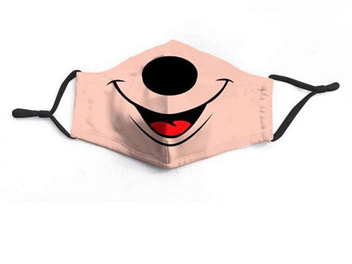 Mickey Character Face-Mask
