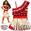Thumbnail: Moana Cosplay Costume Set