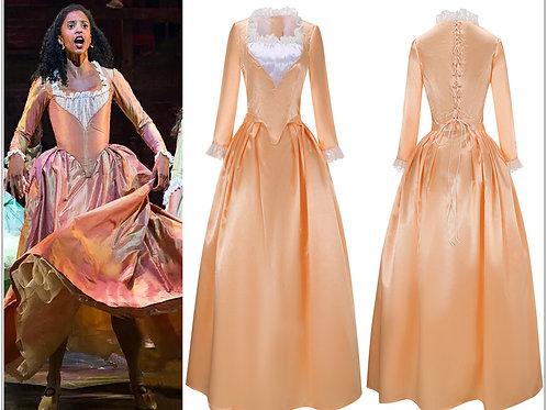 """Hamilton"" Angelica Schuyler Cosplay Costume"