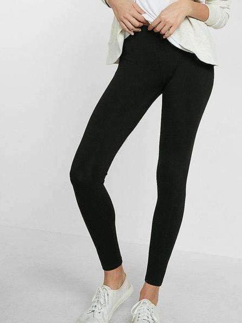 Original Soft Black Regular Length Leggings