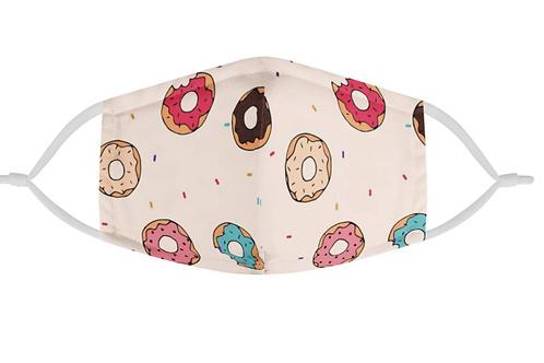 Donuts! Fashion Face Mask